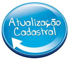 ATUALIZAÇÃO DE CADASTRO